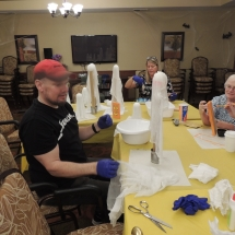 Halloween Crafts-Shoreview Senior Living (8)