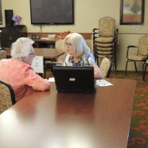 Interim Health Fair-Shoreview Senior Living (1)