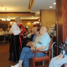The Showtime Gals-Shoreivew Senior Living (11)