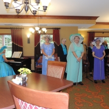 The Showtime Gals-Shoreivew Senior Living (2)