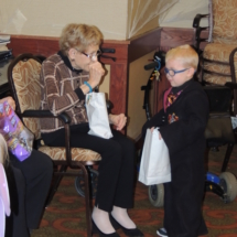 Shoreview Senior Living Halloween