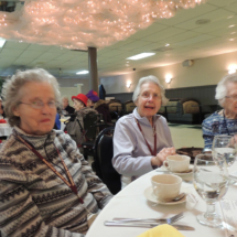The Floras at Ideal Hall Shoreview Senior Living Field Trip