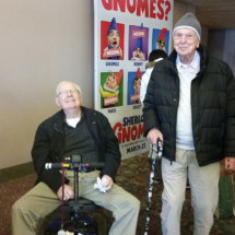 Movie Theater Field Trip with Shoreview Senior Living