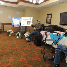 Singalongs with Trudi at Shoreview Senior Living