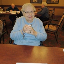 Batik Art at Shoreview Senior Living
