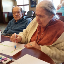 Fun in Garden Cove at Shoreview Senior Living