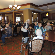 Happy Hour with Andy at Shoreview Senior Living