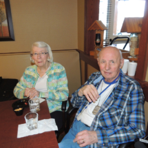 John and Paul at Shoreview Senior Living
