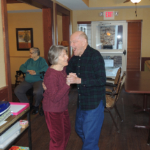 Polka Music with Dan at Shoreview Senior Living