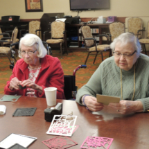 Rose Valentine's at Shoreview Senior Living