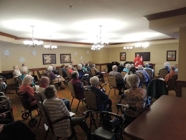 Shoreview Senior Living Mass