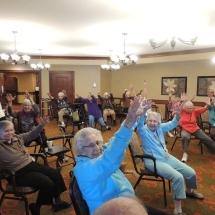 Shoreview Senior Living Yoga