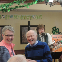Happy Hour with Tony Garry at Shoreview Senior Living