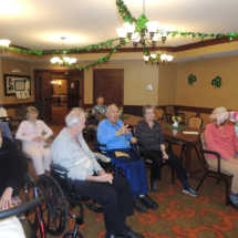 Improv Workshop at Shoreview Senior Living