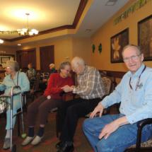 Improv Workshop at Shoreview Senior Living