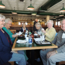 Shoreview Senior Living goes to Cosettas