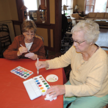 Silverwood Nature Center at Shoreview Senior Living