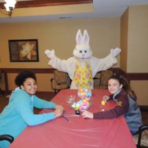 Easter Fun at Shoreview Senior Living