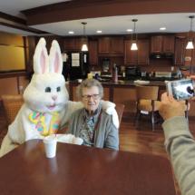 Easter Fun at Shoreview Senior Living 2018