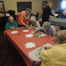 Silverwood Visits Shoreview Senior Living April 2018