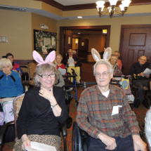 Trudi at shoreview Senior Living April 2018