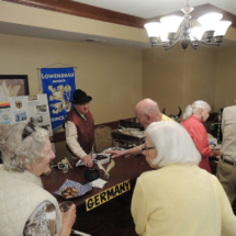 Festival of nations at Shoreview Senior Living