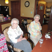 Happy Hour with Amy and Adams at Shoreview Senior Living