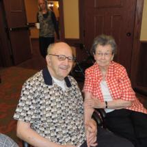 Ken Wanovich Entertains Shoreview Senior Living During Happy Hour