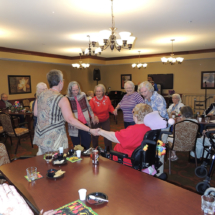 May Birthdays and Shoreview Senior Living 2018