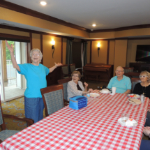 Picnic Lunch at Shoreview Senior Living