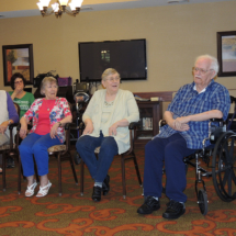 Thematic Thursday at Shoreview Senior Living