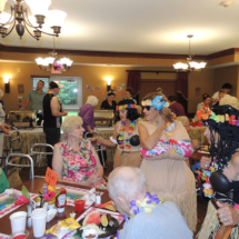 BBQ at Shoreview Senior Living