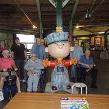 MN Transportation Museum Trip with Shoreview Senior Living