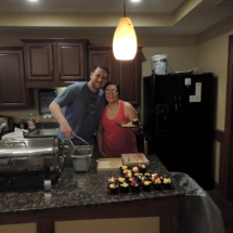 Pancakes at Shoreview Senior Living