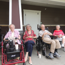 Root Beer Floats at Shoreview Senior Living