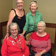 90th Birthday at Shoreview Senior Living
