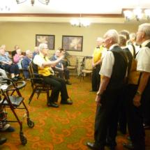 Metro Men Barbershop Choir