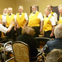 Metro Men Barbershop Choir