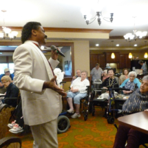 Monroe Wright at Shoreview Senior Living