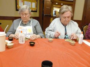 Seed Art at Shoreview Senior Living