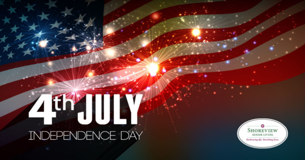 Happy Independence Day from Shoreview