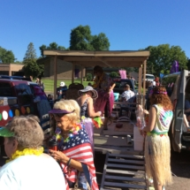 Slice of Shoreview Days Parade