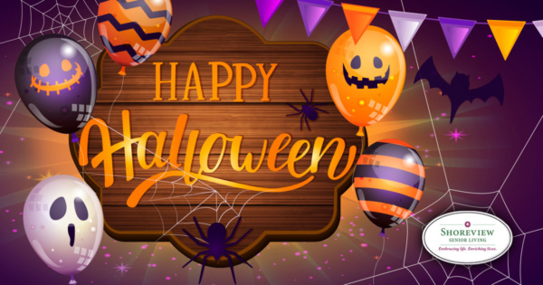 Happy Halloween from Shoreview Senior Living
